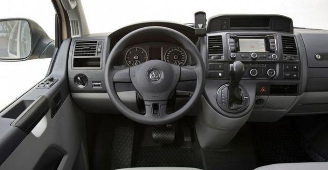 2014 Volkswagen Caravelle 2.0 TDI SWB榮耀版  第8張相片