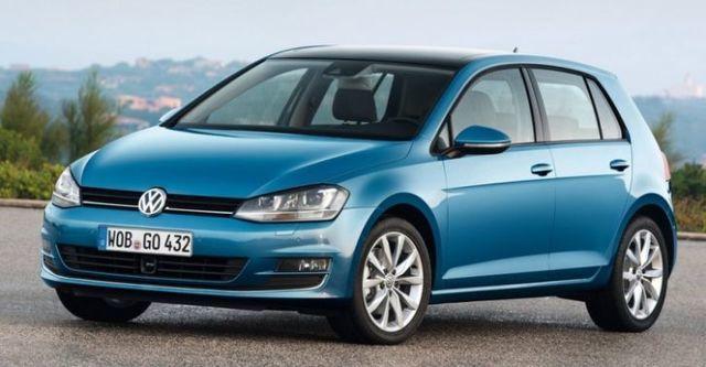 2014 Volkswagen Golf 1.2 TSI Trend Line  第1張相片