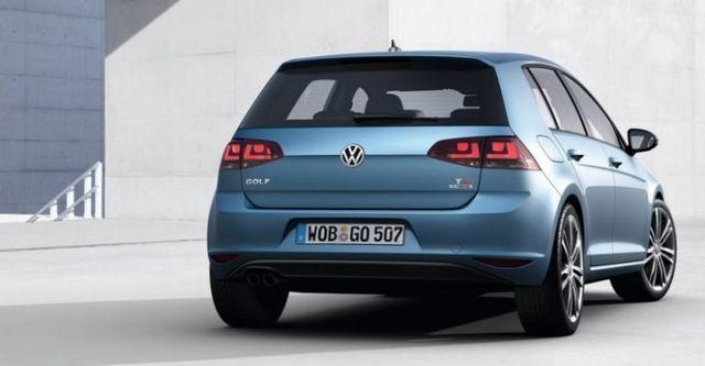 2014 Volkswagen Golf 1.2 TSI Trend Line  第2張相片