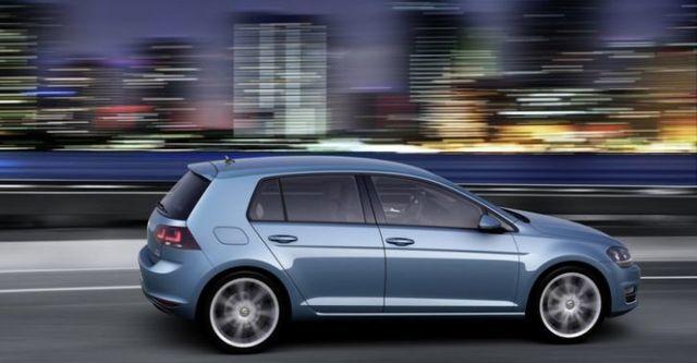 2014 Volkswagen Golf 1.2 TSI Trend Line  第3張相片