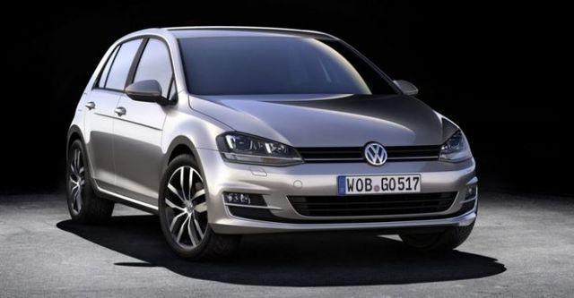 2014 Volkswagen Golf 1.6 TDI Trend Line  第1張相片