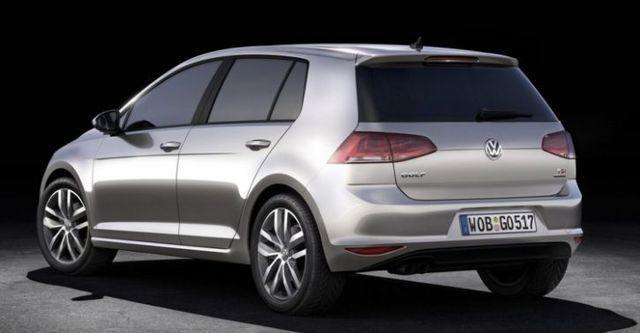 2014 Volkswagen Golf 1.6 TDI Trend Line  第2張相片