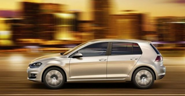 2014 Volkswagen Golf 1.6 TDI Trend Line  第3張相片