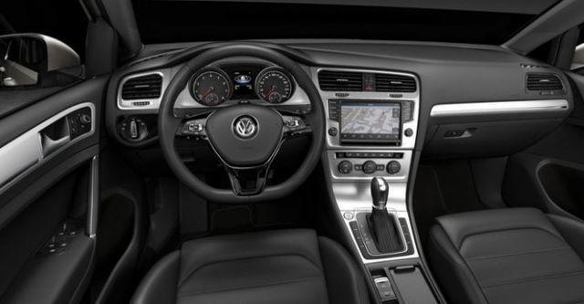 2014 Volkswagen Golf 1.6 TDI Trend Line  第5張相片