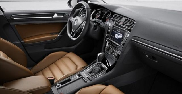 2014 Volkswagen Golf 1.6 TDI Trend Line  第7張相片