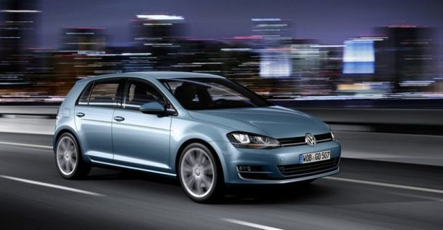 2014 Volkswagen Golf 2.0 TDI High Line  第1張相片