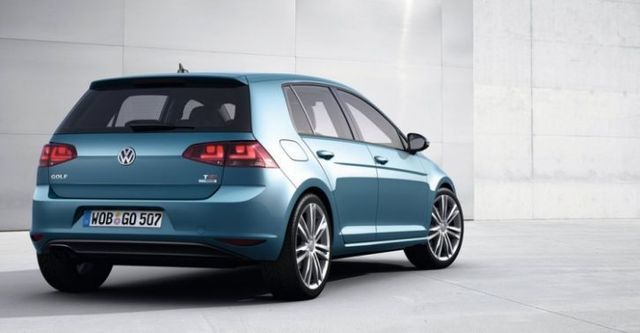 2014 Volkswagen Golf 2.0 TDI High Line  第2張相片