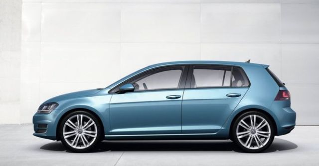 2014 Volkswagen Golf 2.0 TDI High Line  第3張相片