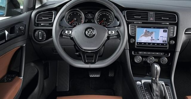 2014 Volkswagen Golf 2.0 TDI High Line  第6張相片
