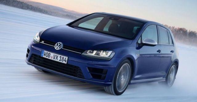 2014 Volkswagen Golf R  第1張相片