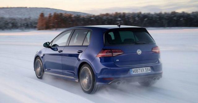 2014 Volkswagen Golf R  第2張相片