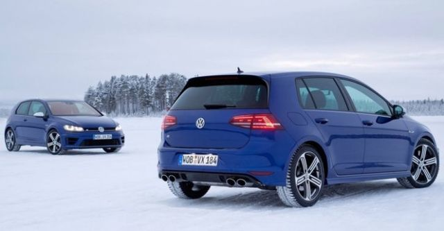 2014 Volkswagen Golf R  第4張相片
