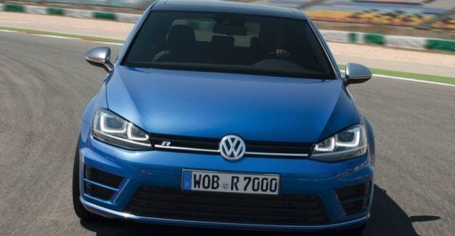2014 Volkswagen Golf R  第5張相片