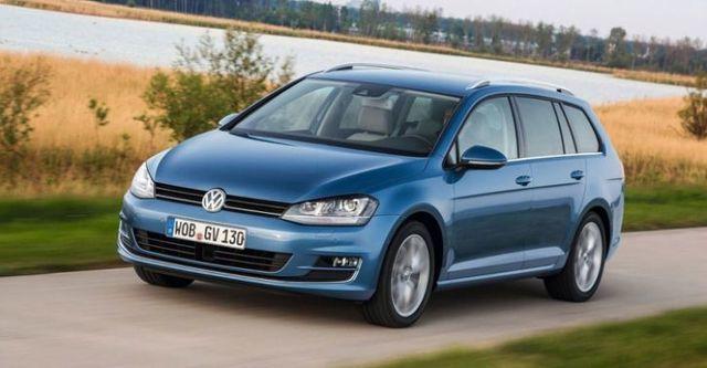 2014 Volkswagen Golf Variant 1.4 TSI Comfort Line  第1張相片