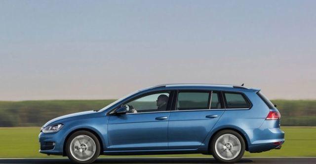 2014 Volkswagen Golf Variant 1.4 TSI Comfort Line  第2張相片