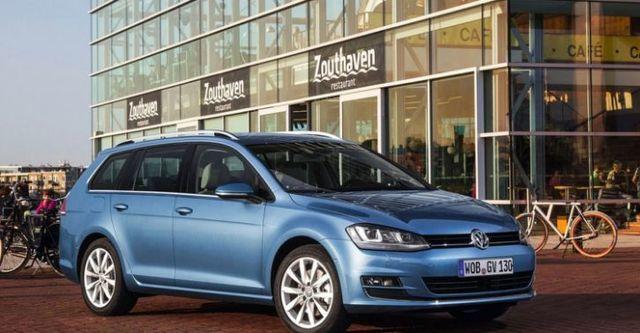 2014 Volkswagen Golf Variant 1.4 TSI Comfort Line  第3張相片