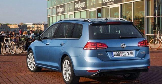 2014 Volkswagen Golf Variant 1.4 TSI Comfort Line  第5張相片