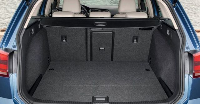 2014 Volkswagen Golf Variant 1.4 TSI Comfort Line  第7張相片