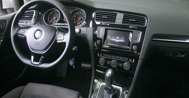 2014 Volkswagen Golf Variant 1.4 TSI Comfort Line  第8張相片