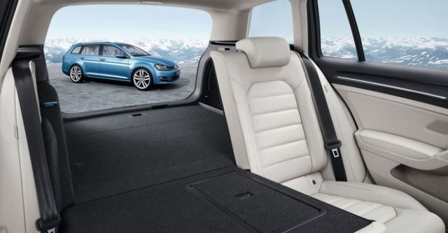 2014 Volkswagen Golf Variant 1.4 TSI Comfort Line  第10張相片