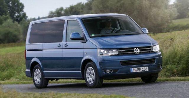 2014 Volkswagen Multivan 2.0 TDI LWB  第3張相片