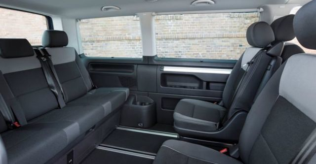 2014 Volkswagen Multivan 2.0 TDI LWB  第10張相片