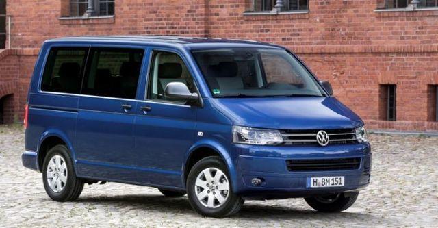 2014 Volkswagen Multivan 2.0 TSI 4Motion  第1張相片