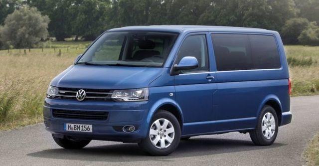 2014 Volkswagen Multivan 2.0 TSI 4Motion  第4張相片