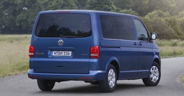 2014 Volkswagen Multivan 2.0 TSI 4Motion  第5張相片