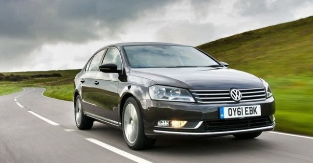 2014 Volkswagen Passat Sedan 2.0 TDI BlueMotion  第1張相片
