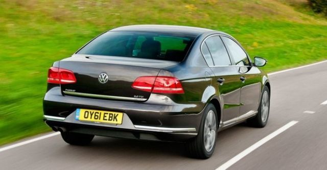 2014 Volkswagen Passat Sedan 2.0 TDI BlueMotion  第2張相片
