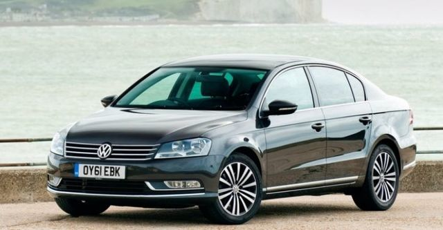 2014 Volkswagen Passat Sedan 2.0 TDI BlueMotion  第3張相片