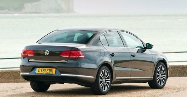 2014 Volkswagen Passat Sedan 2.0 TDI BlueMotion  第5張相片