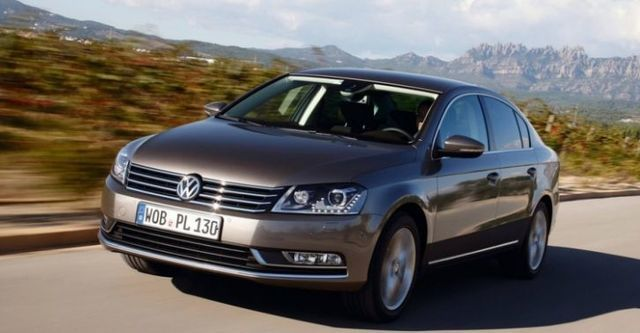 2014 Volkswagen Passat Sedan 2.0 TDI BlueMotion  第6張相片