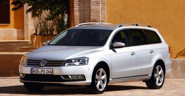 2014 Volkswagen Passat Variant 1.8 TSI  第1張相片