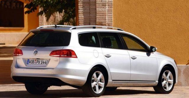 2014 Volkswagen Passat Variant 1.8 TSI  第2張相片