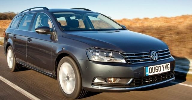 2014 Volkswagen Passat Variant 1.8 TSI  第3張相片