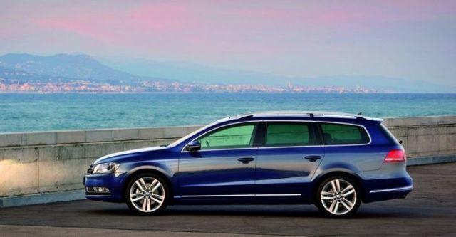 2014 Volkswagen Passat Variant 1.8 TSI  第4張相片