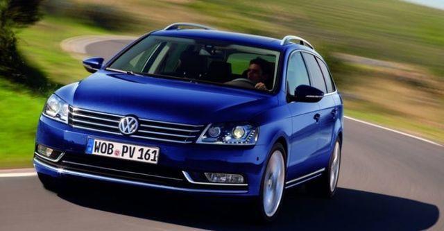2014 Volkswagen Passat Variant 3.6 V6  第1張相片