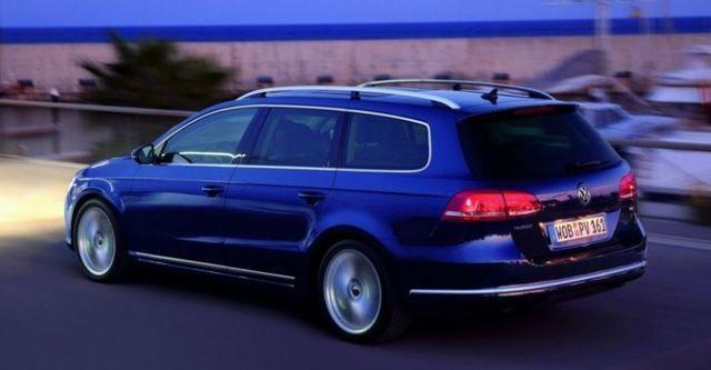2014 Volkswagen Passat Variant 3.6 V6  第2張相片