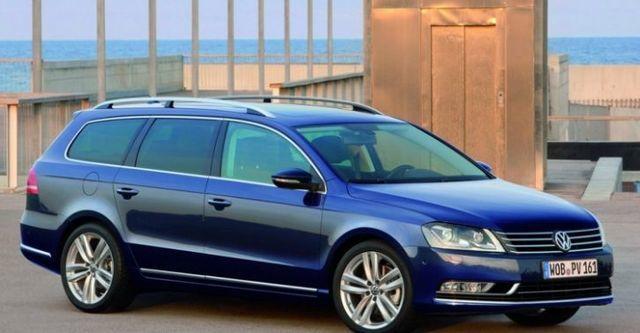 2014 Volkswagen Passat Variant 3.6 V6  第3張相片