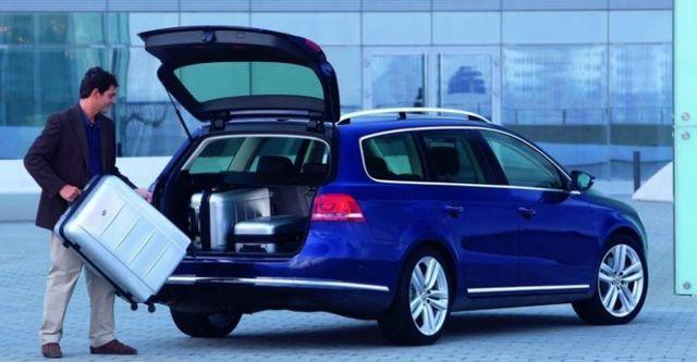 2014 Volkswagen Passat Variant 3.6 V6  第5張相片