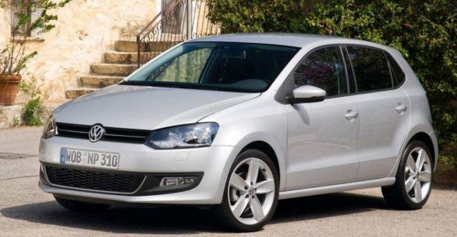 2014 Volkswagen Polo 1.6 CL  第1張相片