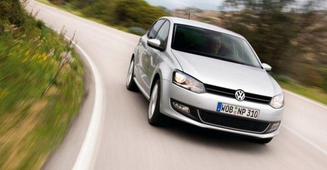 2014 Volkswagen Polo 1.6 CL  第3張相片