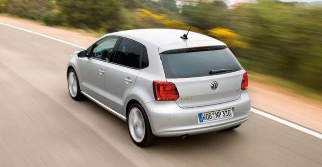 2014 Volkswagen Polo 1.6 CL  第4張相片