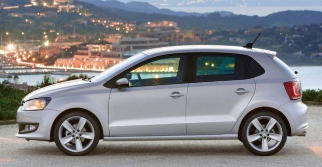 2014 Volkswagen Polo 1.6 CL  第5張相片