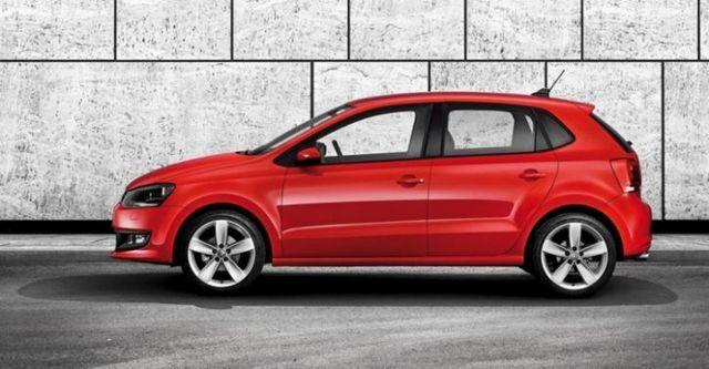 2014 Volkswagen Polo 1.6 TL  第2張相片