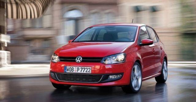 2014 Volkswagen Polo 1.6 TL  第4張相片