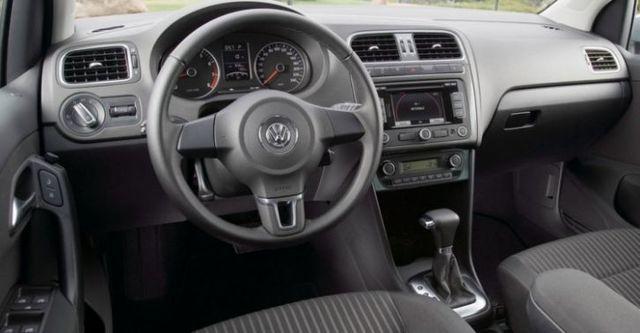 2014 Volkswagen Polo 1.6 TL  第8張相片