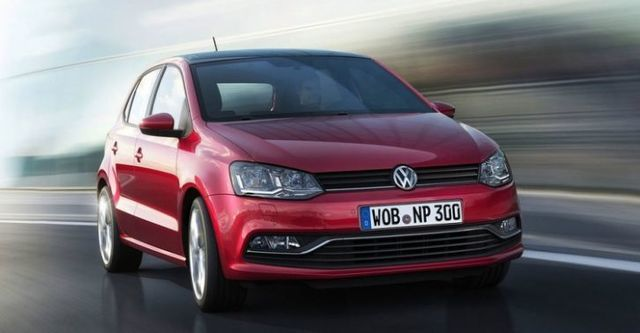 2014 Volkswagen Polo(NEW) 1.6 CL  第3張相片